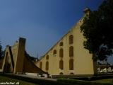 Observatórium Jantal Mantar v Jaipure...