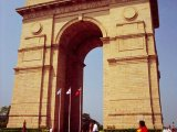 India Gate - Brána Indie...