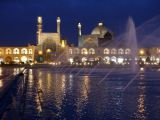 Isfahán - najkrajšie mesto Iránu...