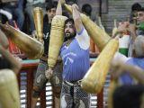 Bojový šport Zurkaneh...