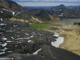 V Dúhových horách - Landmanalaugar...
