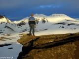 Islandský podvečer...