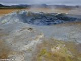 Geotermálne pole Namsfjáll...