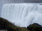 Najvodnatejší vodopád Európy - Detifoss...