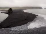 Južné pobrežie Islandu...