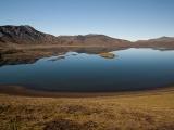 Cestou do Dúhových hôr Landmanalaugar...