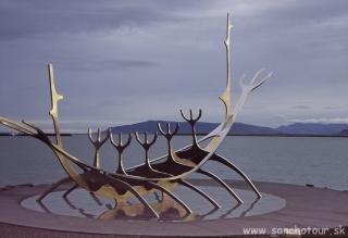 Slnečná loď - Reykjavík...