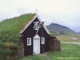 Stará architektúra Islandu...