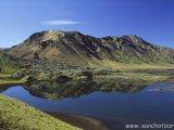 Dúhové hory Landmanalaugar...