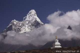 Ama Dablam - kráľovna nepálskych hôr...