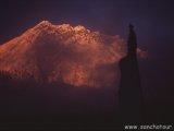 Večer v Himalájach...