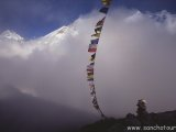 Vidmo na vrchole Kala Pathar...