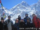 Na vrchole Kala Pataru...