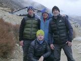 Stretnutie s Petrom Hámorom v Himalájach...
