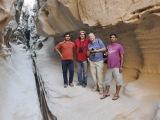 Údolie studní - ostrov QESHM, Irán...