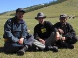 Medzi pastiermi v Mongolsku...