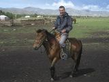 Najkrajší je pohľad z konského chrbta...