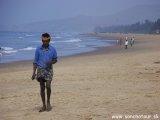Karnátaka /Gokarna - krásne nedotknuté pláže...