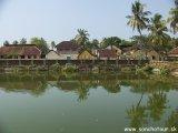Kerala / Kochin – okolie pevnosti Fort Kochin....