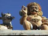 Tamilnadu / Srirangam - India je krajinou 300 miliónov bohov..