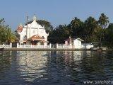 Kochi - kanály Backwaters...