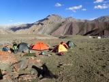 Prvý aklimatizačný trek v Ladakhu...