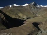 Na treku v pohorí Stok Range...