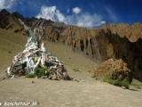 Cestou do BC pod Stok Kangri...