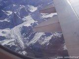 Himaláje z vrchu...