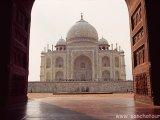 Taj Mahal - vraj najkrajšia stavba planéty...