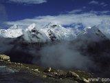 Rohtang Pass prvý veľký priesmyk na ceste do Ladakhu...