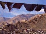 Leh - hlavné mesto Ladakhu...