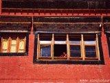 Kláštor Tikse, jeden z najväčších v Ladakhu...