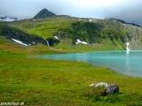 Na túre v Lyngenských Alpách...