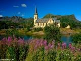 Lofotská katedrála...