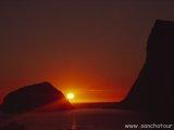 Polnočné slnko...