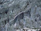 Ľadovec Mer de Glass - ľadovcové more...