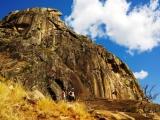 Pic de Chamelon, turistika v pohori Andigitra