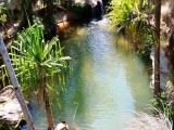 kupanie v NP Isalo