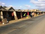 trh Digue-nakup suvenirov na zaver