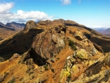 vrchol Pic de Chameleon, Antigitra