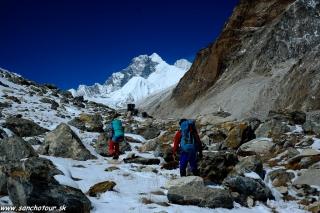 A vidíme aj Mt. Everest...