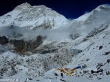 Base camp pod Makalu...