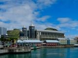 Hlavné miesto Port Louis...
