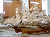Modely lodí...