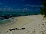 Pláže Mauríciusu...