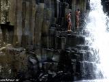 Vodopády Rochester Falls...