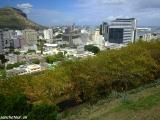 Hlavné mesto Port Louis...