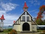 Najsevernejšie miesto ostrova Cap Malheureux..