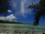 Ostrovček Ile aux Cerfs je naozaj rajský...